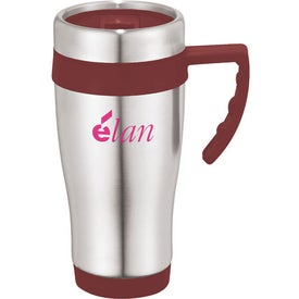 Seaside Travel Mug for Promotion