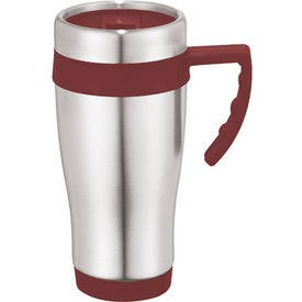 Logo Seaside Travel Mug