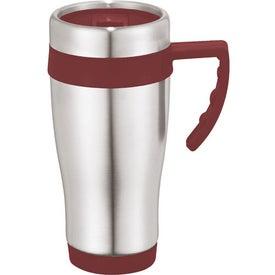 Logo Seaside Travel Mug