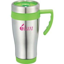 Seaside Travel Mug for Marketing