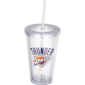Sedici Tumbler Imprinted with Your Logo