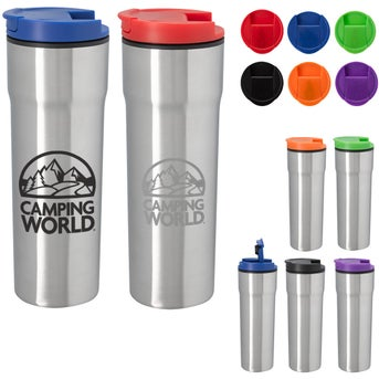 29ce75ddf74 CLICK HERE to Order 16 Oz. Segel Stainless Steel Tumblers Printed ...