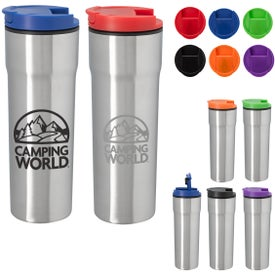 Segel Stainless Steel Tumbler (16 Oz.)