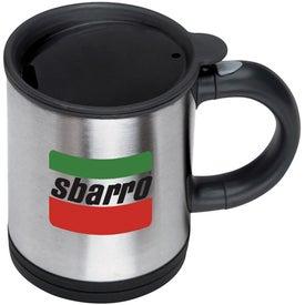 Printed Self Stirring Mug