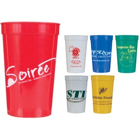 Smooth Stadium Cup (22 Oz.)