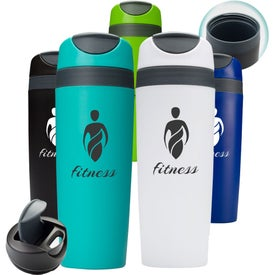 Snap Seal Tumbler Travel Mug (16 Oz.)