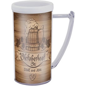 Snap Steins (16 Oz.)