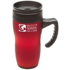 Soft Touch Insulated Mug for Your Organization