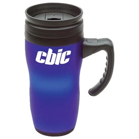 Personalized Soft Touch Insulated Mug
