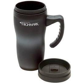 Soft Touch Insulated Mug