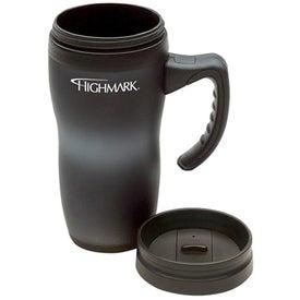 Soft Touch Insulated Mug