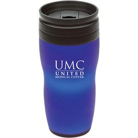 Dual Wall Soft Touch Tumbler Printed with Your Logo