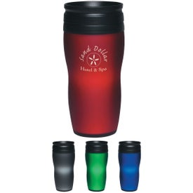 Imprinted Soft Touch Tumbler