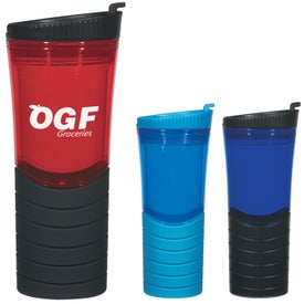 Double Wall Gripper Bottle (16 Oz.)