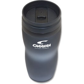 Soft Touch Tumbler With Slide Lid for your School