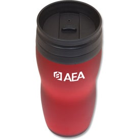 Soft Touch Tumbler With Slide Lid Printed with Your Logo