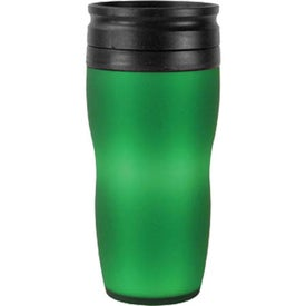 Imprinted Soft-Touch Tumbler