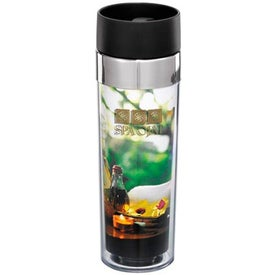 Soleil Tumbler with Your Slogan