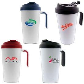 The Sonoma Travel Mug for Advertising