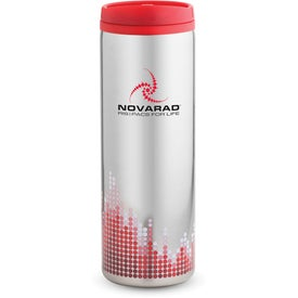 Soundwave Stainless Steel Tumbler Printed with Your Logo
