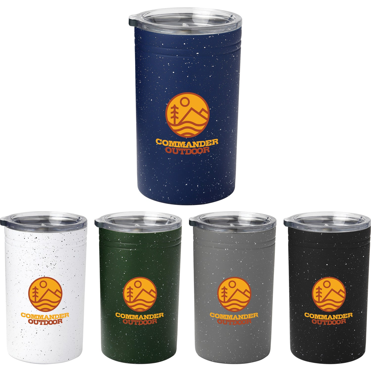 Speckled Sherpa Tumbler and Insulator (11 Oz.)