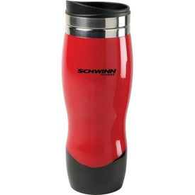 Logo Sphere Co-Molded Tumbler
