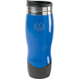 Sphere Co-Molded Tumbler (14 Oz.)