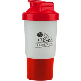Sport Shaker Cup (16 Oz.)