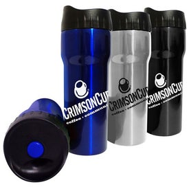 Stainless Steel Drink Bottle (14 Oz.)