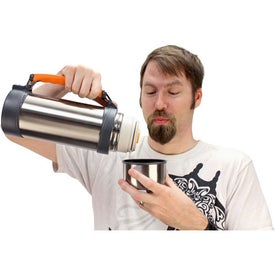 Stainless Steel Vacuum Thermos Bottle for Customization