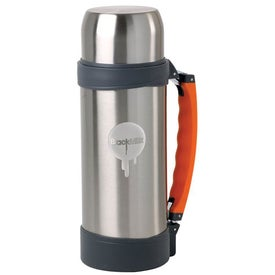 Stainless Steel Vacuum Thermos Bottle (50 Oz.)