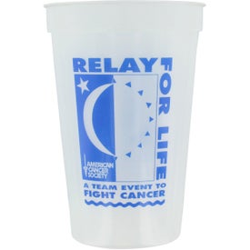 Polypropylene Stadium Cup for Promotion