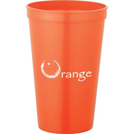 Branded Biodegradable Stadium Cup
