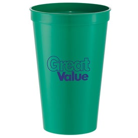 Biodegradable Stadium Cup for your School