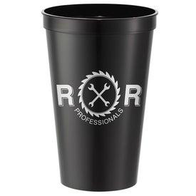 Biodegradable Stadium Cup (22 Oz.)