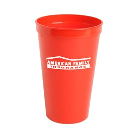 Eco Friendly Stadium Cup (22 Oz.)