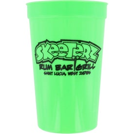 Branded Polypropylene Stadium Cup