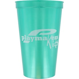 Printed Promotional Stadium Cup