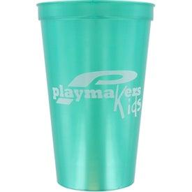 Printed Polypropylene Stadium Cup
