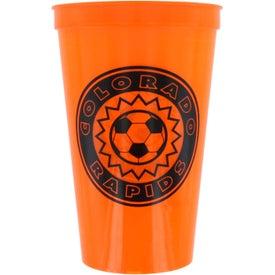 Company Polypropylene Stadium Cup