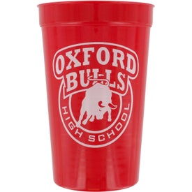 Custom Promotional Stadium Cup