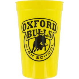 Customized Promotional Stadium Cup