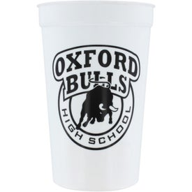 Custom Polypropylene Stadium Cup