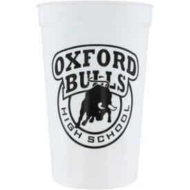 Custom Polypropylene Stadium Cup