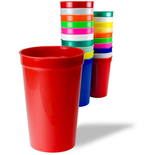 Click Here To Order 22 Oz Polypropylene Stadium Cups