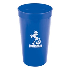 Stadium Cup with Your Slogan