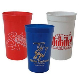 Stadium Cups Imprinted with Your Logo