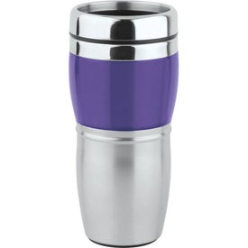 Stainless/Acrylic Wave Tumbler for your School
