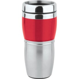 Stainless/Acrylic Wave Tumbler for Your Organization