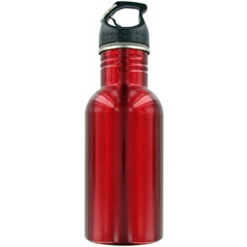 Logo Stainless Adventure Bottle